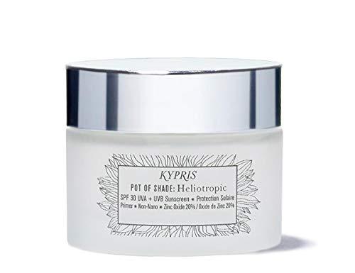KYPRIS - Pot of Shade: Natural Heliotropic Sunscreen (SPF 30) | Clean Beauty Sunscreen (27 ml)