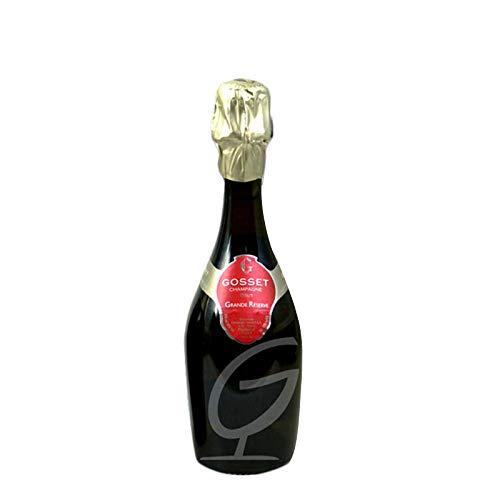 Gosset Champagne Grande Réserve – Brut 0,375 l