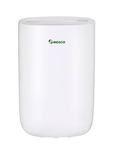 Meaco Deshumidificador MeacoDry 10LW, 160 W, 240 V, Blanco, 10L