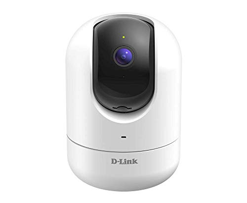 D-Link Security WiFi Smart Camera Full HD Pan/Tilt Wireless Security, Motion & Night Vision, 2 Way Audio, Cloud & Local…