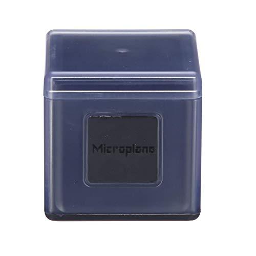 池商Microplaneおろし器キューブグレーターブラック8.3×8.3×8.3cmMP-212