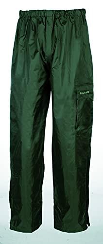 Baleno Oslo Pantalon de Pesca, Hombre, Verde, 3XL