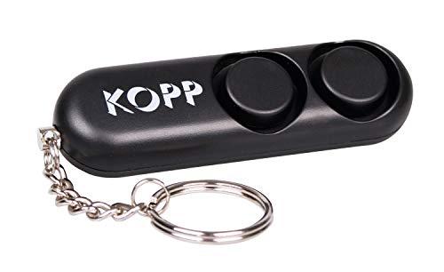 Kopp Taschenalarm - Extra lauter Panik-Alarm mit Doppelsirene