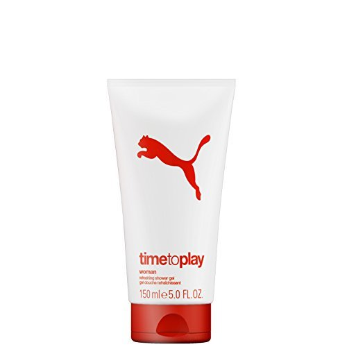 Puma Time To Play Woman Shower Gel 150ml
