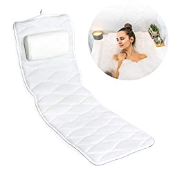 self care gifts for her-full body bath pillow