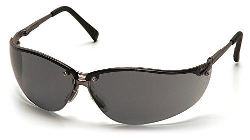 Pyramex Safety Products ESGM1820S V2metal occhiali di sicurezza, peso 0.045kg, grigio