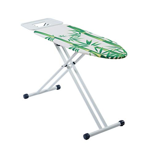 Mabel Home Ironing Board, Solid Steam Iron Rest, Adjustable Height + Extra Cover
