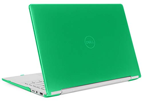 mCover Hard Shell Case for 13.3\' Dell Inspiron 13 7391 2-in-1 Convertible Laptop Computers (Green)