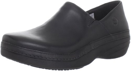 Timberland PRO Women's Renova Slip-On,Black,9.5 W US