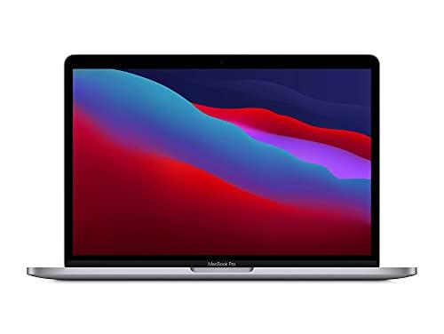 "Apple MacBook Pro 13"" CZ11B-0120 Spacegrau - 13"" Retina IPS Display, M1 Chip 8-Core, 16 GB RAM, 1 TB SSD"
