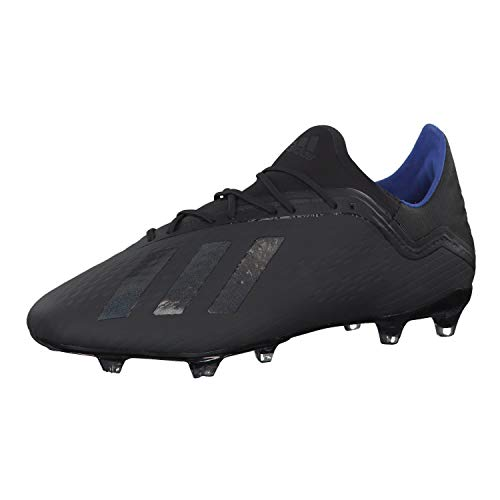 adidas Herren X 18.2 Fg Fußballschuhe, Mehrfarbig (Negbás/Negbás/Azufue 000), 40 2/3 EU