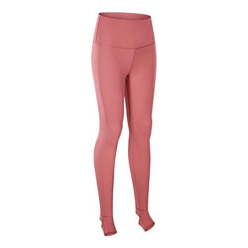 FDSJKD Four-Way Stretch Plain Piens Sport Leggings Yoga Pantalones de pie Mujeres Sin desnudizarse Siente Mutery Soft Enterrar Entrenamiento Entrenamiento Gimnasio Tights XS-XL