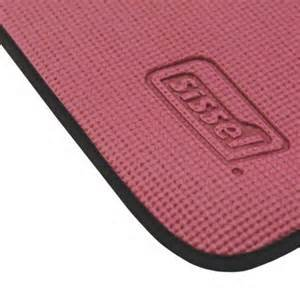 SISSEL Pilates & Yoga Matte Yogamat, paars, One Size