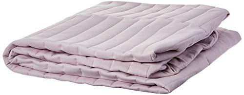 Colcha com Elástico Slip Malha in Cotton Matelassê Solteiro Altenburg Rosê Natural Solteiro Malha 100% algodão