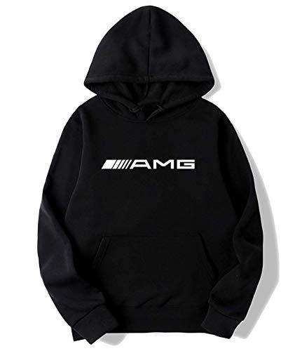 shanghao AMG Hoodies Sweatshirt Mercedes Deutsche Autos JDM Sport für Herren
