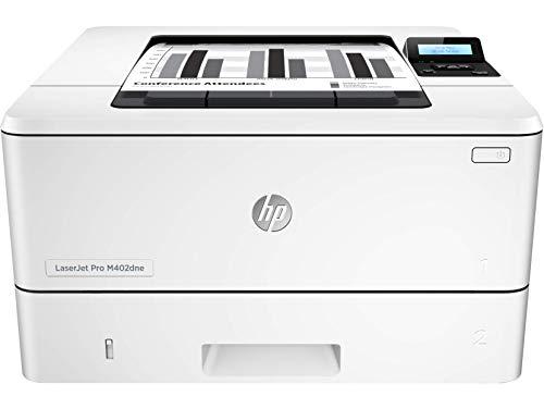 HP LaserJet Pro M402dw - Impresora láser monocromo (A4 negro, hasta 38...
