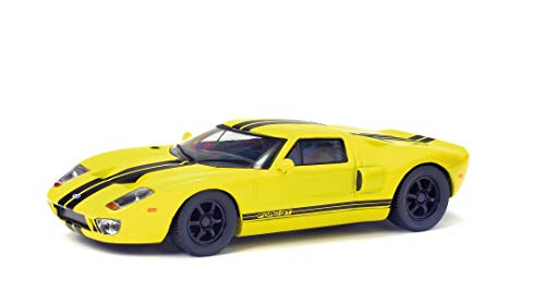 Solido 2008 Ford GT40 421436210, Amarillo, 1:43 Die Cast