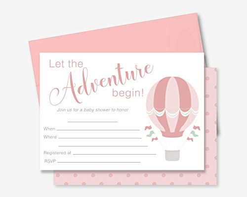 hot air balloon invitations - 4