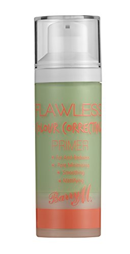 Barry M Cosmetics Flawless Primer, Color Correcting