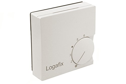 Buderus Logafix Raumthermostat, AP 230V wired, 1030092