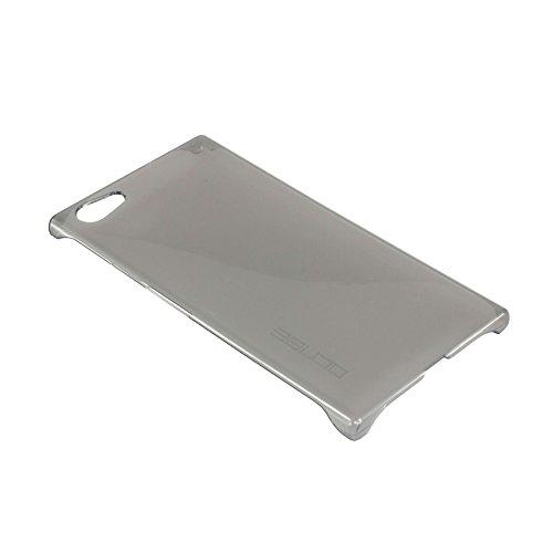 caseroxx Backcover für Doogee Y300, Tasche (Backcover in schwarz-transparent)