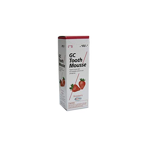 GC Tooth Mousse New Remineralising Sugar Free Dental Topical Creme Melon