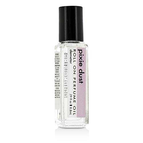 The Library of Fragrance Roll On Perfume Pixie Dust, 8.8 ml