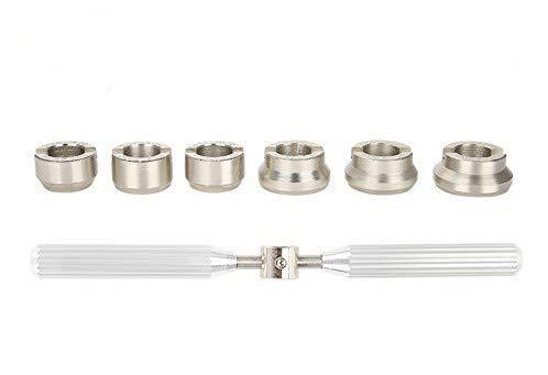Alucy behuizing deksel opener sleutel gereedschapsreparatie gereedschapsset voor Rolex Oyster