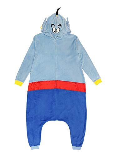 Disney Men's Character Onesie Union Suit, Aladdin