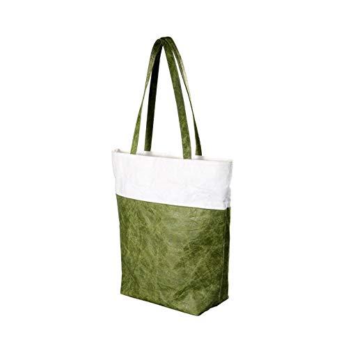 Teckey Tyvek DuPont paper bag custom hand-tearable waterproof paper bag environmental protection gift bag washing portable shopping bag
