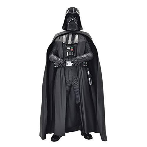 HRTX Empire Toy Star Wars Star Wars Dark Warrior Darth Vader Modelo estático Muñeca Empire Toy Star Wars Star Wars Dark Warrior Darth Vader Modelo Ilustración
