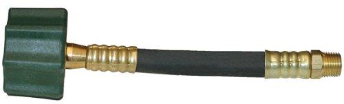 Marshall gaz commandes Mer426–15 38,1 cm Longueur totale 1/10,2 cm Mnpt Inverted Flare avec Acme connecteur