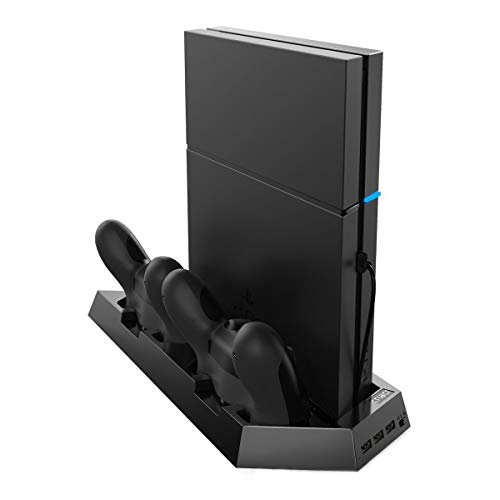Amir PS4 Cooler PS4 Vertical Stand Cooling Fan Review