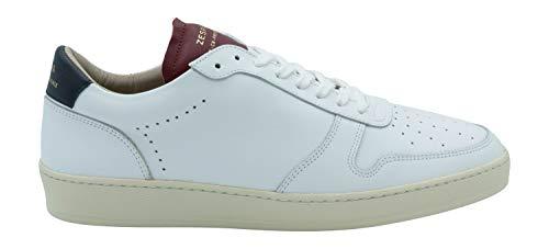Zespà Herren Sneaker ZSP23 Apla Nappa weiß - 46