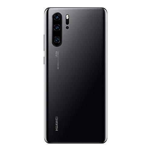 Huawei P30 Pro 8 Stunning 6.47 Inch OLED Display, Android.TM 9.0 Pie, EMUI 9.1.0 Sim-Free Smartphone - International Version/No Warranty (Midnight Black Dual Sim VOG-L29, 256GB)…
