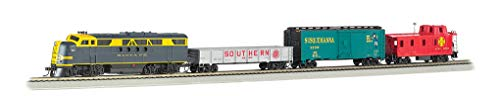 Bachmann Industries E-Z App Smart Phone Controled HO Scale Electric Train...