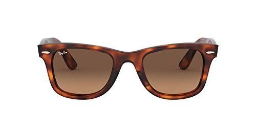 Ray-Ban 639743 Gafas de sol, Red Havana, 50 Unisex
