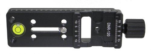 Desmond 120mm Nodal Slide DNR-120 Dual Dovetail Macro Rail & Clamp Arca Compatible