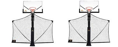 Goalrilla Basketball Yard Guard Easy Fold Defensive Net System Quickly Installs on Any Basketball Hoop (2)
