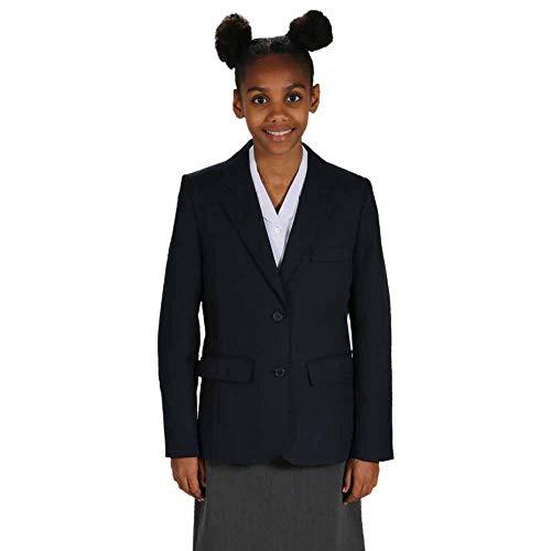 School Uniform 365 School Uniform 365 Mädchen Blazer Gr. 71,12 cm, Schwarz