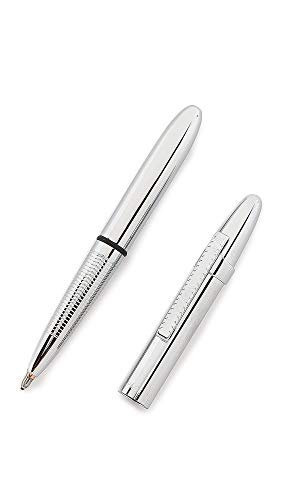 Fisher Space Pen Bullet Pen - 400 Series - Chrome w/ Clip - Gift Boxed