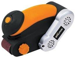 EVO 670510 Evolution Build Modelo Mini BS Mini Lijadora de Banda, 280 Watts, 230...