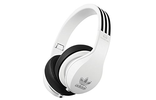 Monster Cuffie Over-Ear Adidas Originals, Bianco
