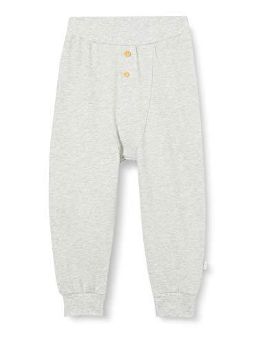 Fixoni Unisex Baby Pants Hose, Grey Melange, 50