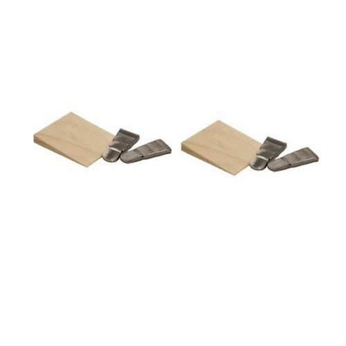Link Handle Wooden and Steel Axe Handle Wedges 04513-00 3 Wedges Per Pack (2 Pack)