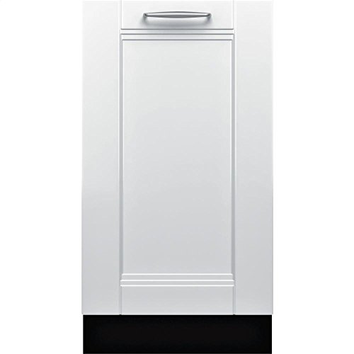 Bosch 18' 800 Series Panel Ready Built-In Dishwasher