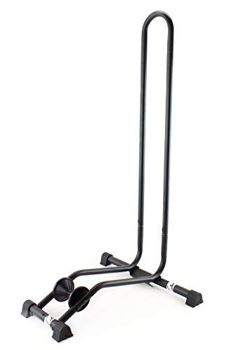 CONTEC Unisex– Erwachsene Rock\' n\' Roll Fahrradständer, schwarz, One Size