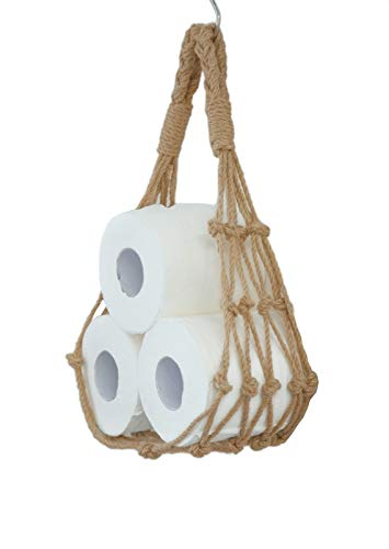 Top 10 best selling list for macrame toilet paper holder