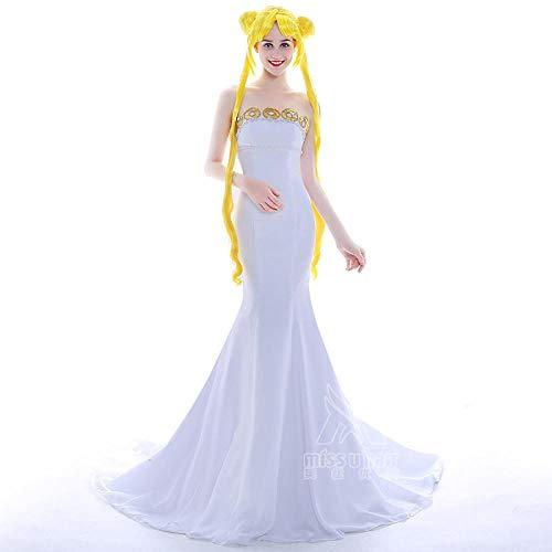 Sailor moon vestido y peluca para cosplay disfraz de disfraz de Halloween POR WIG MINE