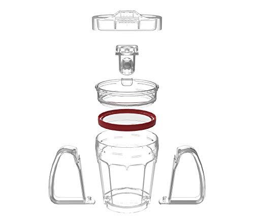 sippa home Advanced Set, medizinische Trinkhilfe gegen Schluckstörungen (BPA-frei)